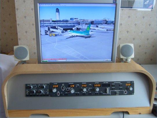 Terry's 737NG Simulator